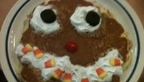 Gut Check Jr. Samples IHOP's Scary Face Pancake