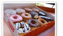 Donate to a Good Cause, Get Doughnuts