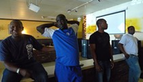 World Cuppage: Brazil 3 - Ivory Coast 1; French Lessons at Tam Tam African Restaurant