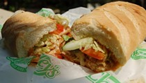 New Charley's Spicy Asian BBQ Chicken Sandwich Not Too Hot for Gut Check