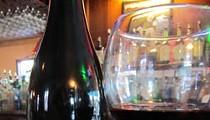 Writer's Block Petite Sirah 2008, Anthonino's Taverna