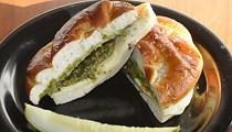 Provalo Deli Marries Pretzels Rolls and Pesto for Vegetarians