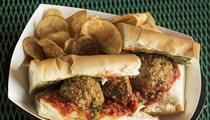 #85: The Meatball Sandwich at Leonardo's Kitchen and Wine Bar