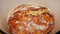 The Novice Foodie: No-Knead Bread, No Need for Dishcloths