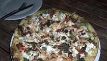#55: The Sun-Dried Tomato Pizza at Katie's Pizzeria
