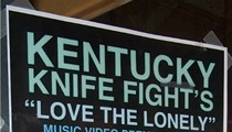 Kentucky Knife Fight, a Ramones Tribute, and other Show Flyers