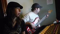 In the Studio: Abi Robins