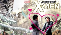 Get Your Dance On at Marvel Comics' Big Fat Gay Wedding Reception