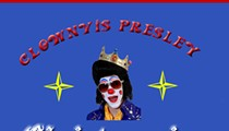 Clownvis Presley Re-Imagines Holiday Classics -- and Creates a New One -- With <em>Christmas in Hollywood</em>