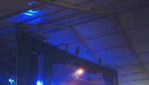 Bonnaroo 2012: Big Ass Water Slide, Illicit Koozies and Bands