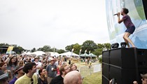 !!! at LouFest: Review