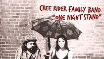 Cree Rider Family Band Serves Up Some Delicious Alt-Country on <em>One Night Stand</em>
