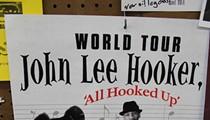 Ghostface Killah, John Lee Hooker Jr., Black Moth Super Rainbow and More Show Flyers