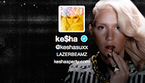Twitter Litter: Halloween Escapades from Ke$ha, Nikki Sixx and Queen Latifah