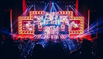 """Steve Aoki's """"Neon Future Experience"""" Is His Biggest Visual Extravaganza Yet"""