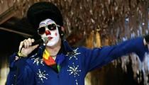 Clownvis Presley at the Firebird, 10/11/2012: Highlights