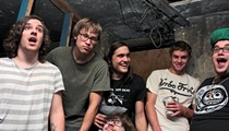 Diarrhea Planet: Great Band, Horrible Planet (Playing St. Louis Tuesday Night)
