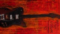 Artist Karl Haglund Shares Stories Behind Paintings for Billy Bragg, Ryan Adams & STL Musicians