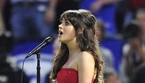 Zooey Deschanel Is As American As Baseball, Christmas And World Domination