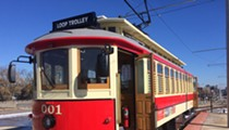 Hell Freezes Over as Loop Trolley Opens for Business (Kind Of, Mostly)