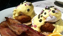 Guess Where I'm Eating This Eggs Benedict and Win $20 to Apollonia