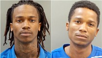 Dorian Johnson Charged with Resisting Arrest; Drink Tests Negative for Illegal Substances