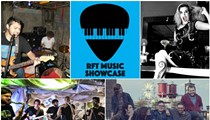 New Band: Meet the 2015 RFT Music Award Nominees