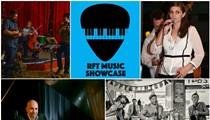 Jazz: Meet the 2015 RFT Music Award Nominees