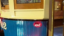 The Loop Trolley Has Already Earned a Joy 99.1 FM Sticker