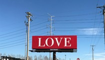 Have You Seen That 'LOVE' Billboard on I-44? Here's The Story