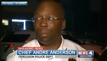 Report: Ferguson's New Interim Police Chief Was Suspended Three Times From Last Job