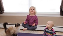 The Animal Protective Association's New Yoga and Kittens Program Is Purr-fect