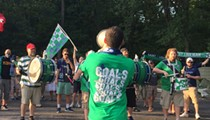STLFC vs OKC Tailgate and Game