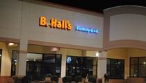B. Hall's Bar & Grill