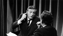 Vidal, Buckley Use Mudslinging as Political Commentary in <i>Best of Enemies</i>