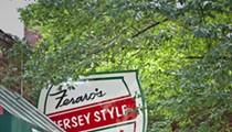 Feraro's Jersey Style Pizza-Soulard