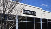 Latitude 26°