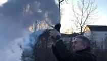 Watch Boiling Water Turn to Vapor in St. Louis' Hellish Polar Vortex