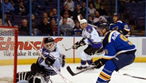 Blues Ticket Prices Among NHL's Most Affordable