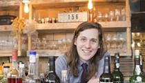 How Olio's Luc Michalski Uses His Improv Skills Behind the Bar