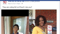 """E-Tax Supporters Are Trolling the """"Vote No"""" Facebook Page"""