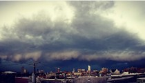 Awesome Photos From That Crazy Storm This Afternoon