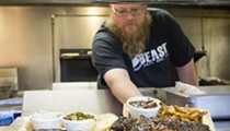 For David Sandusky of Beast Craft BBQ, Salvation Came in Barbecue