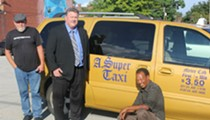 New St. Louis Cab Co., A Super Taxi, Is Taking on Uber — and Old-School Rivals, Too