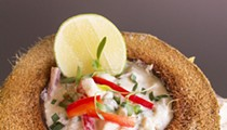 Because Boundary's Ceviche Can Save You Airfare to Peru