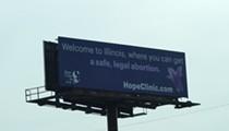 Illinois Billboard Jabs at Missouri Abortion Laws