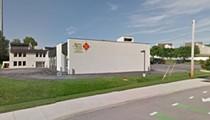 Thief Steals Catering Van, Fire Department Truck