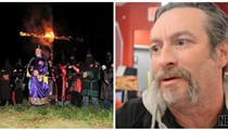KKK 'Imperial Wizard' Frank Ancona Murdered; Wife and Stepson Arrested
