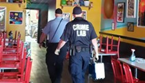 New Taco Circus Location Burgled Just Before its Southwest Garden Debut