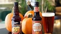Carve a Jack-o'-lantern, Crush Pumpkin Beer Tomorrow at Grand Tavern